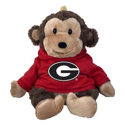 Georgia 13 Inch Cuddle Buddie Plush Monkey