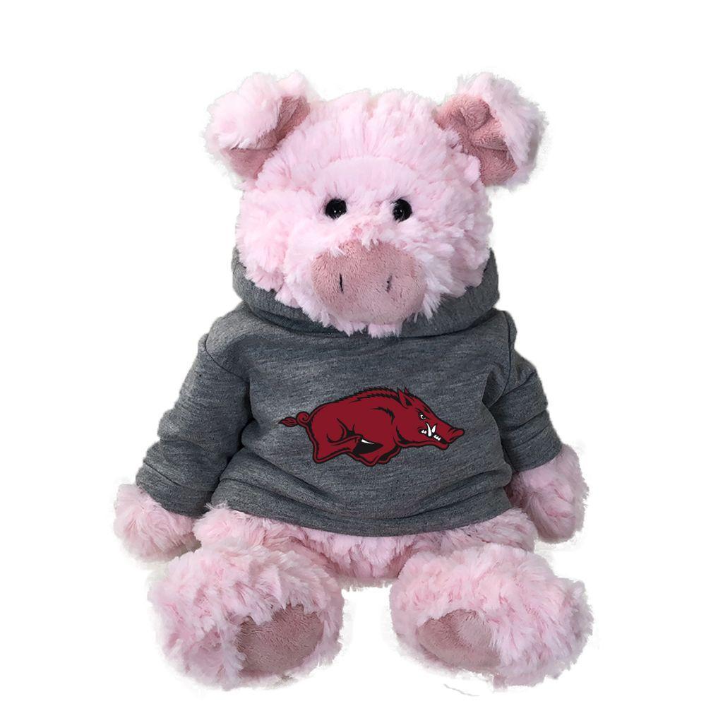 Arkansas 13 Inch Cuddle Buddie Plush Pig