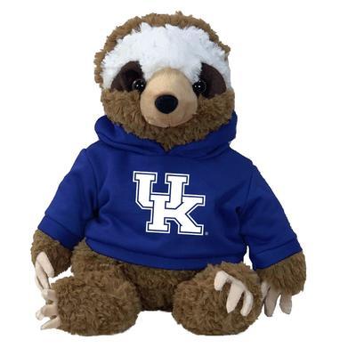 Kentucky 13 Inch Cuddle Buddie Plush Sloth