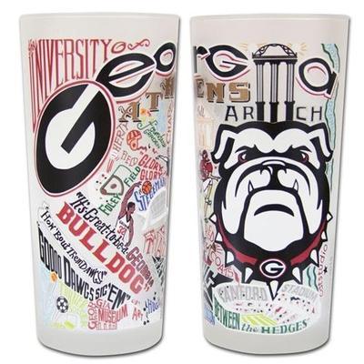 Georgia College Town Glass