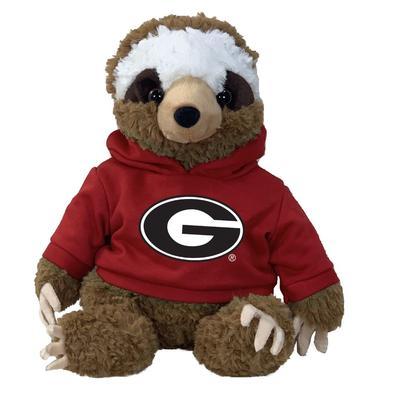 Georgia 13 Inch Cuddle Buddie Plush Sloth
