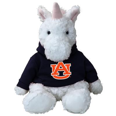 Auburn 13 Inch Cuddle Buddie Plush Unicorn