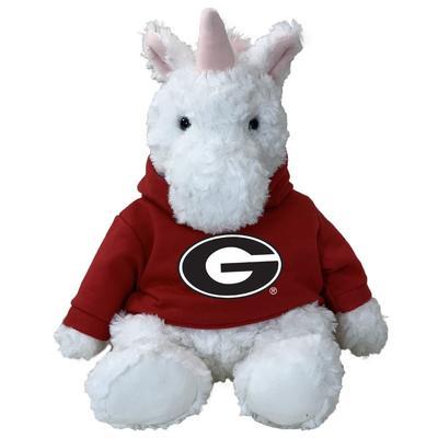 Georgia 13 Inch Cuddle Buddie Plush Unicorn