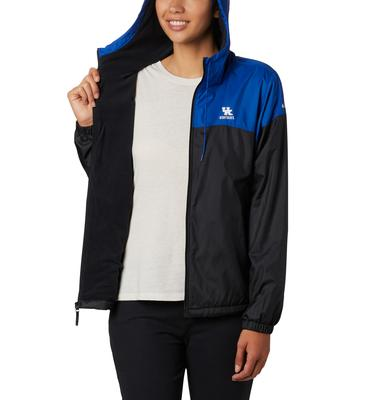 Kentucky Women's Columbia CLG Flash Forward Lined Jacket