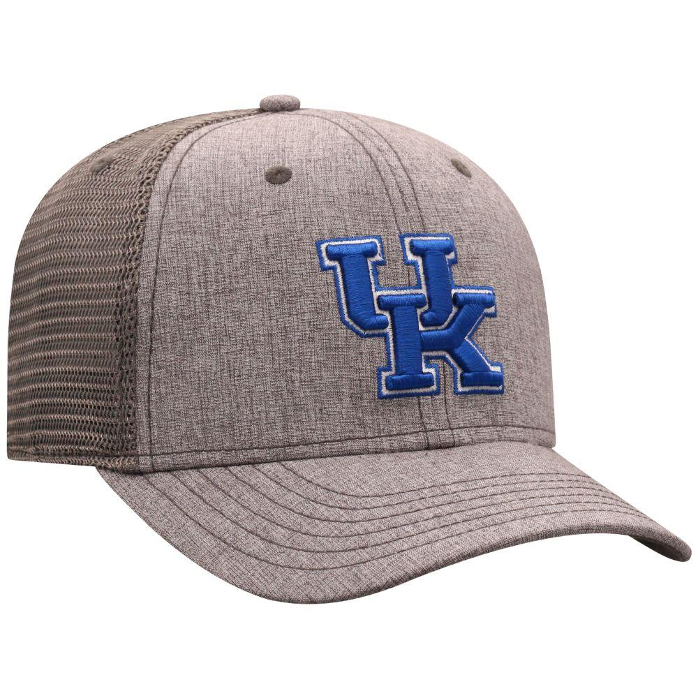 Kentucky Top Of The World Structured Mesh Adjustable Hat