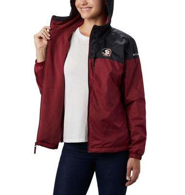 Florida State Women's Columbia CLG Flash Forward Lined Jacket