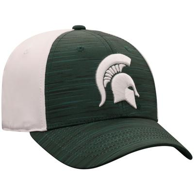 Michigan State Top of the World NOVH8 Flex Fit Hat