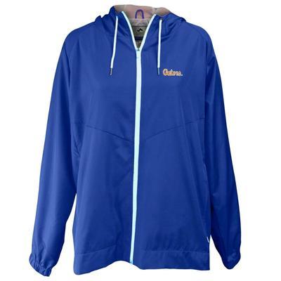Florida Summit Full Zip Rain Jacket