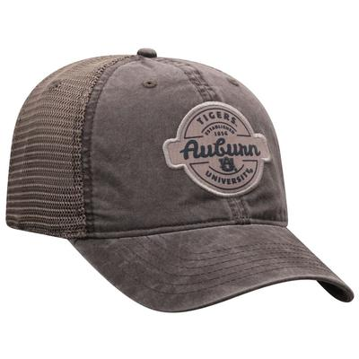 Auburn Top of the World Ominous Patch Trucker Hat
