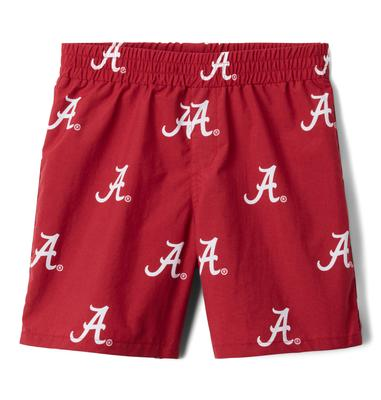 Alabama Columbia YOUTH Backcast Swim Short