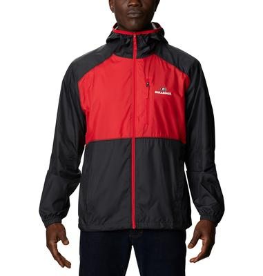 Georgia Columbia Men's CLG Flash Forward Jacket