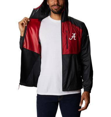 Alabama Columbia Men's CLG Flash Forward Jacket