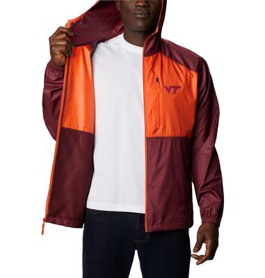 Virginia Tech Columbia Men's CLG Flash Forward Jacket