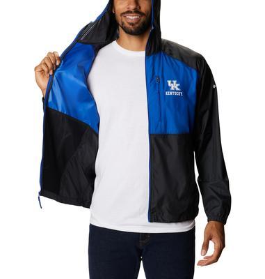 Kentucky Columbia Men's CLG Flash Forward Jacket