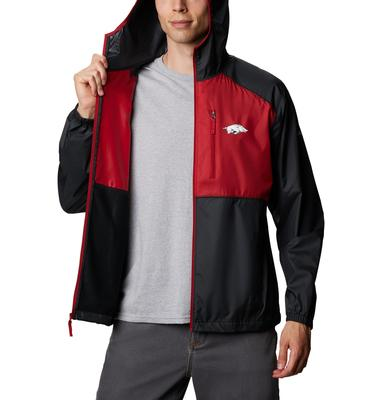 Arkansas Columbia Men's CLG Flash Forward Jacket