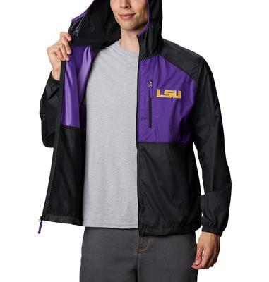 LSU Columbia Men's CLG Flash Forward Jacket