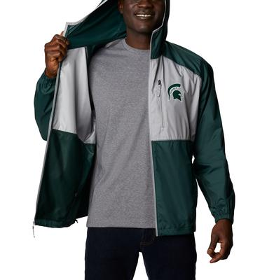 Michigan State Columbia Men's CLG Flash Forward Jacket