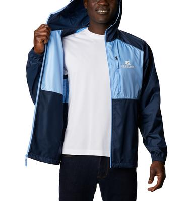 UNC Columbia Men's CLG Flash Forward Jacket