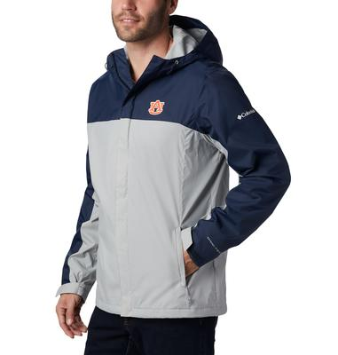 Auburn Columbia Men's Glennaker Storm Jacket - Tall Sizing