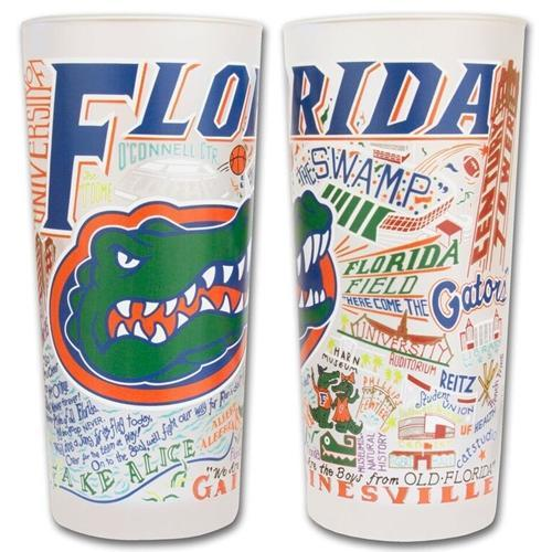 Florida College Town Glass