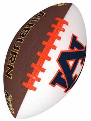 Auburn Tigers Autograph Football