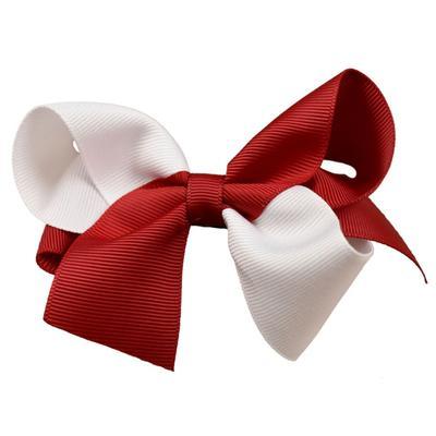 Crimson & White Classic Fluff
