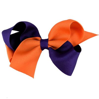 Orange & Purple Classic Fluff