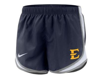 ETSU Nike Women's Dri-FIT Tempo Shorts