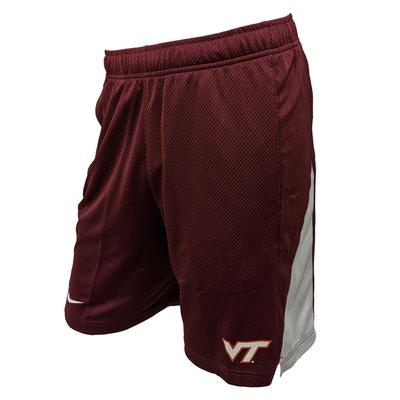 Virginia Tech Nike Dri-Fit Franchise Shorts