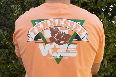 Tennessee Volunteer Traditions Throwback Rifleman Pocket Tee