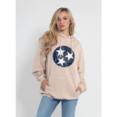 Chicka-D Women's Tristar Everybody Hoodie