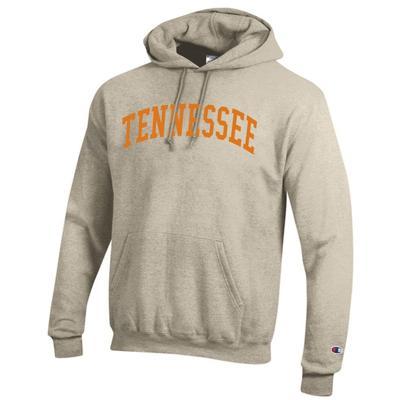 Tennessee Champion Fleece Screen Print Arch Hoodie