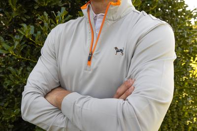 Tennessee Volunteer Traditions Bluetick Club Pullover