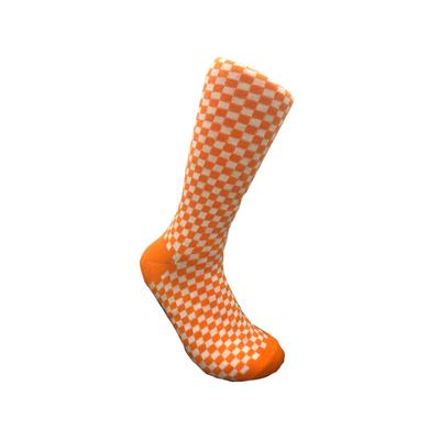 Tennessee Volunteer Traditions Mini Checkerboard Socks