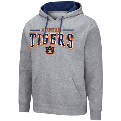 Auburn Colosseum Men's Grey Rally Hoody