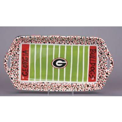Georgia Magnolia Lane Stadium Tray