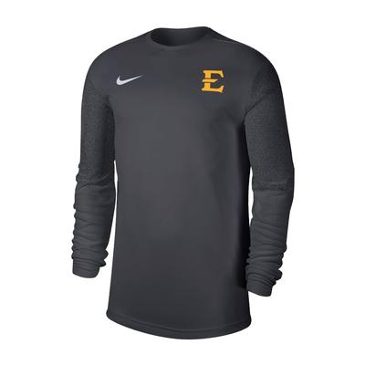 ETSU Nike Men's Coaches UV Long Sleeve Top