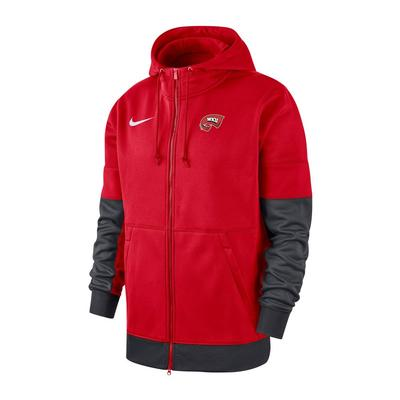 Western Kentucky Nike Men's Therma Hoody