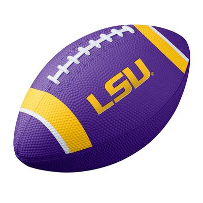 LSU Nike Training Rubber Football