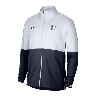 ETSU Nike Men's Woven Travel Jacket