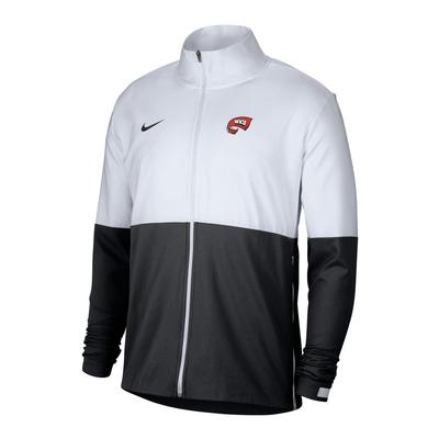 Western Kentucky Nike Men's Woven Travel Jacket