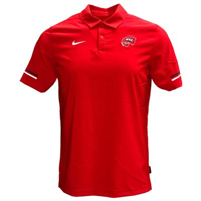 Western Kentucky Nike Men's Elite Polo