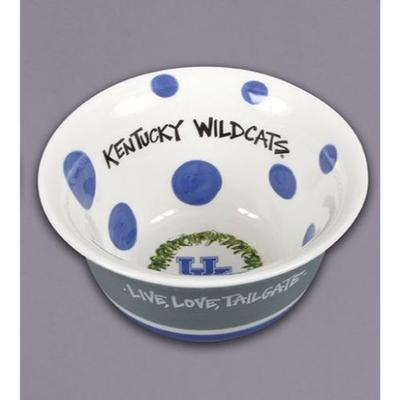 Kentucky Magnolia Lane Live Love Tailgate Bowl
