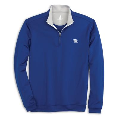Kentucky Johnnie-O Men's Diaz 1/4 Zip Pullover