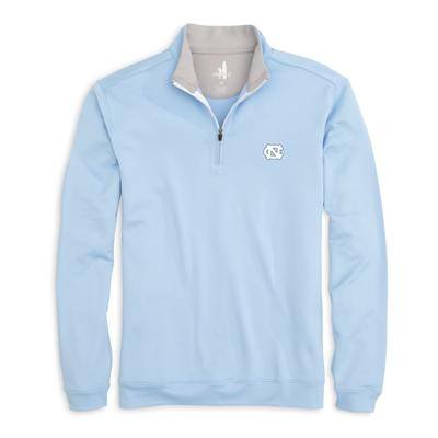 UNC Johnnie-O Men's Diaz 1/4 Zip Pullover