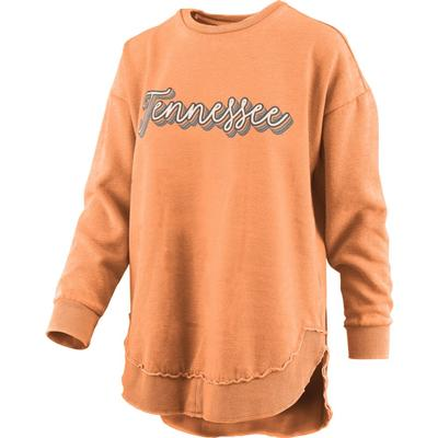 Tennessee Pressbox Go Girl Vintage Wash Sweatshirt