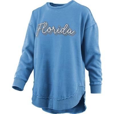 Florida Pressbox Go Girl Vintage Wash Sweater