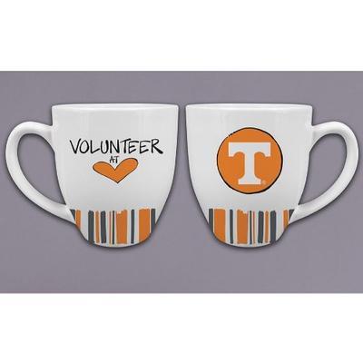Tennessee Magnolia Lane 16 oz Heart Mug