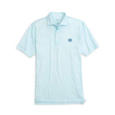 UNC Johnnie-O Men's Brickyard Polo