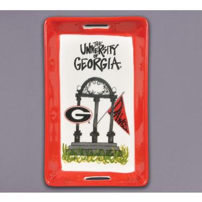 Georgia Magnolia Lane Mini Tray